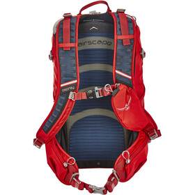 Osprey Escapist 25 Backpack S/M cayenne red